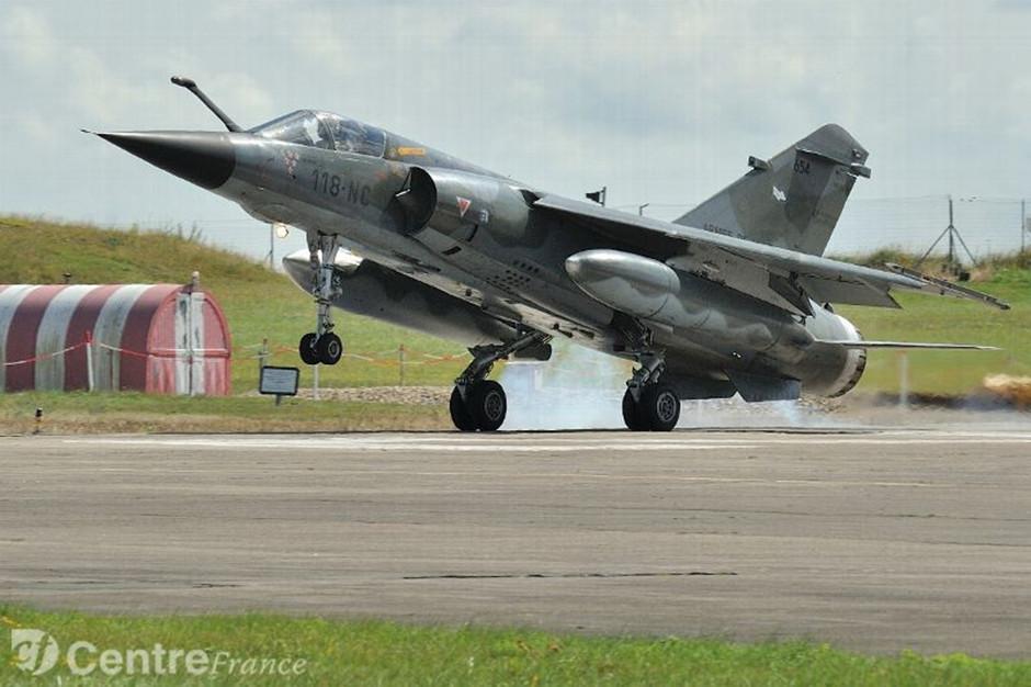 法国幻影F1战机全系列机型正式退役
