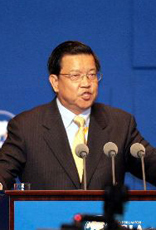 龙永图中国入世谈判首席代表