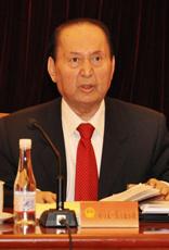 司马义•铁力瓦尔地 原全国人大常委会副委员长