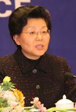 马秀红 中国对外贸易中心理事长