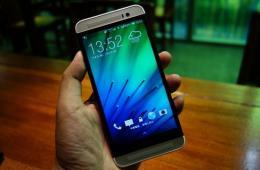 5.0英寸时尚版4G美机 HTC One开箱图赏