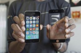 各种利器上阵测iPhone 6蓝宝石玻璃耐性