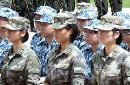 香港青少年军事夏令营开训