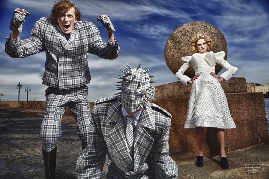 商业摄影:时尚没有圈