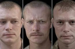 英摄影师8个月捕捉战争面貌真实变化(图)