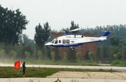 北京:5架警用直升机投入反恐 每天巡逻4.3小时