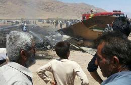 伊朗1架F-4E坠毁2飞行员丧生