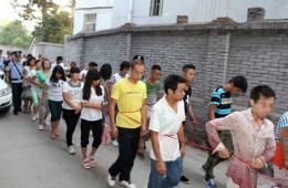 西安抓获传销人员418名 大学生占四成