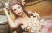 人像摄影:凡尔赛的女王