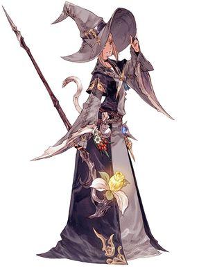 《最终幻想14》治疗职业攻略:白魔法师