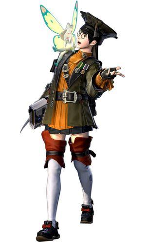 《最终幻想14》治疗职业攻略:学者
