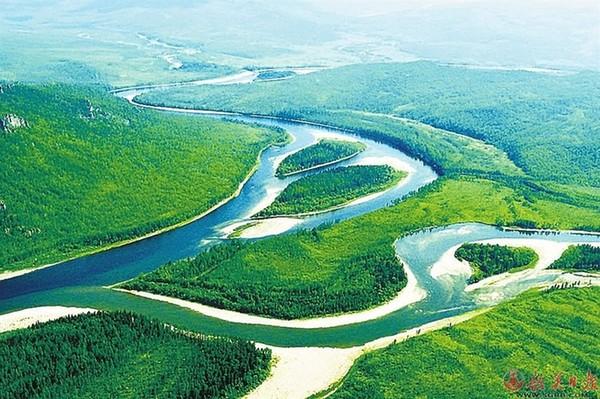 通道县地连林场地图
