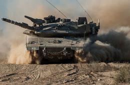 以军向加沙地带发起地面进攻