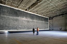 世界最大相机拍最大黑白照片:高9.4米长32米