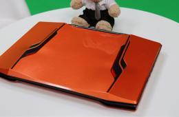 外形拉风性价比超高 雷神911-E1游戏笔记本试玩