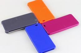 HTC One时尚版多彩智能立显保护套图赏