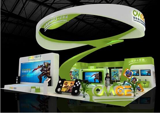 中国手游2014CJ展 拿下最大TOB和TOC展馆