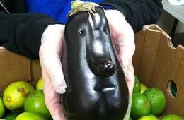27个外貌惊人的蔬果