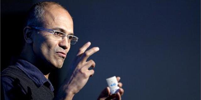 """美媒:微软一错十年 新任CEO纳德拉大胆""""纠错"""""""