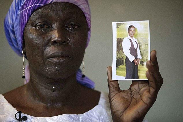 尼被绑架女孩逃生后获总统接见吁 救人