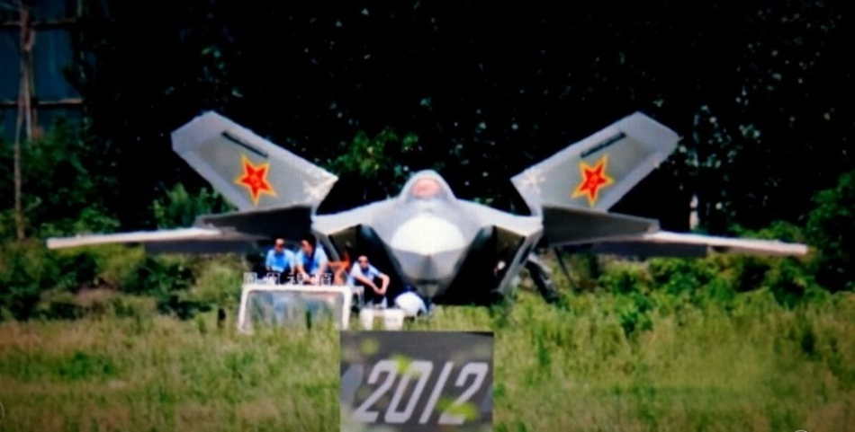 Más detalles del Chengdu J-20 - Página 14 20140723085011804