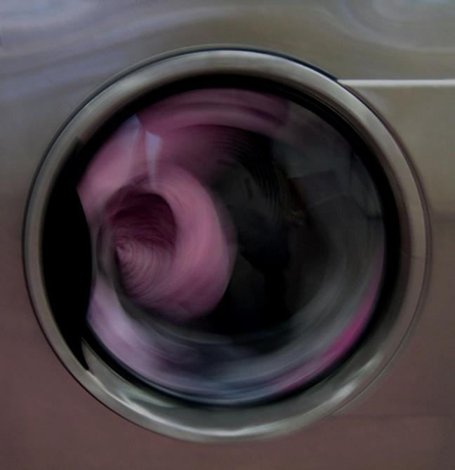 观念摄影:洗衣革命