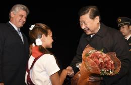 中国和古巴开启两国合作新阶段