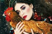 人像摄影:俄式美人