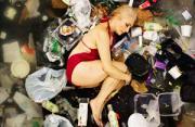 人像摄影:垃圾河