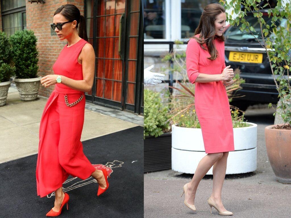 ...尚大师透露凯特王妃曾接受贝嫂高跟鞋礼物