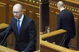 乌克兰执政联盟破裂总理辞职 将选出临时总理