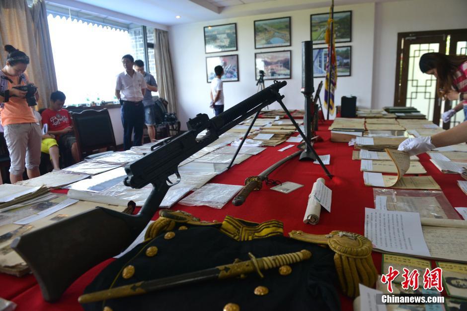四川公布近500件侵华日军暴行新罪证