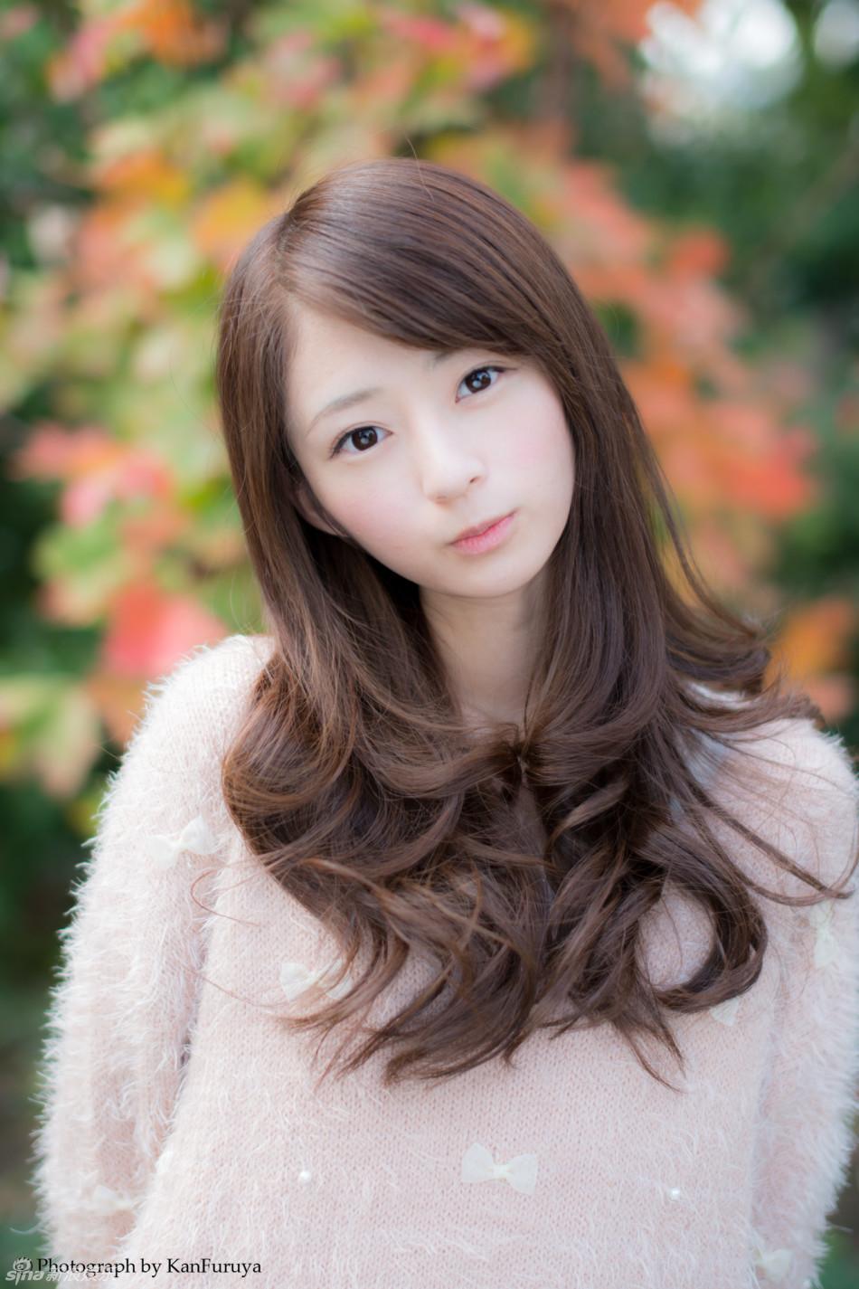 日本双马尾萌妹走红网络 身高154cm清纯可爱