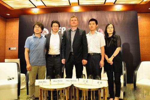 ChinaJoy人物专访之EA团队