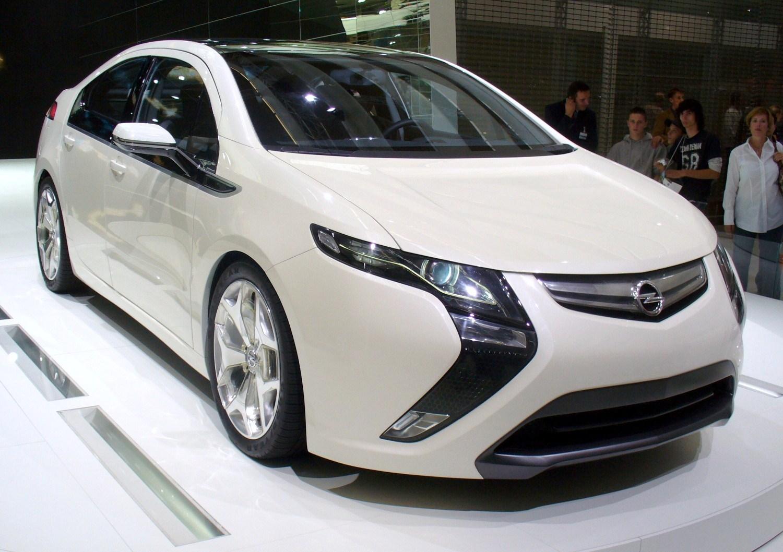欧宝计划推全新电动车 取代Ampera高清图片