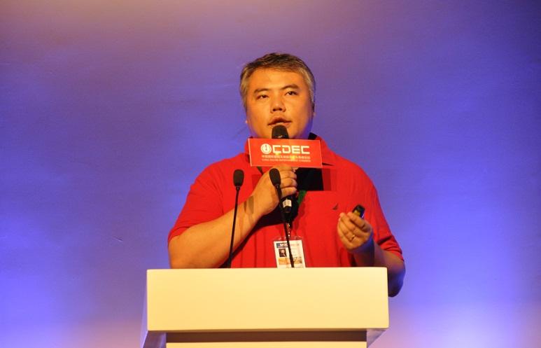触控科技CEO陈昊芝:引擎技术推动行业升级