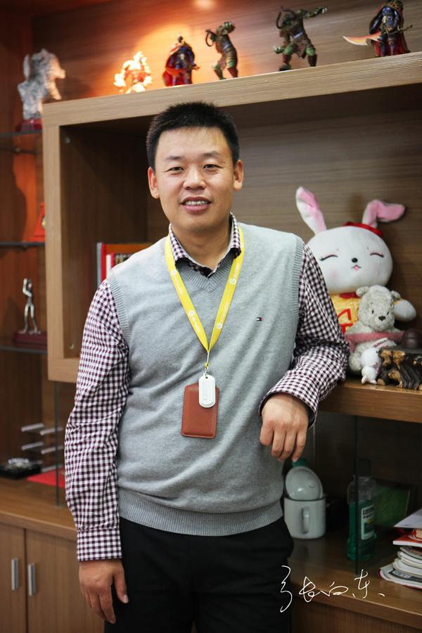 盛大游戏张向东CJ高峰论坛呼吁:让游戏回归游戏