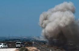 以色列边境遭到迫击炮弹袭击