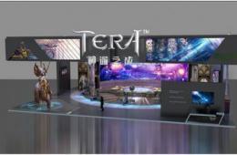 魔幻秘境 冰晶洞穴昆仑游戏五百万还原TERA世界