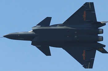 中国军力发展一直与时俱进