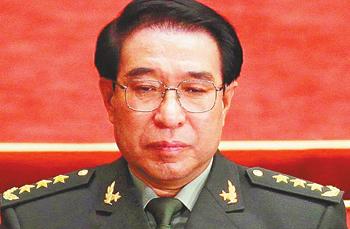 中国军队对腐败打击力度不小