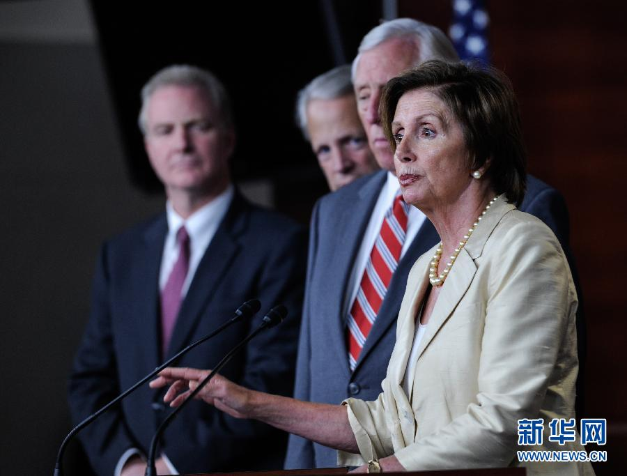 美国众议院授权议长起诉总统奥巴马 - 海风 - 海风的博客
