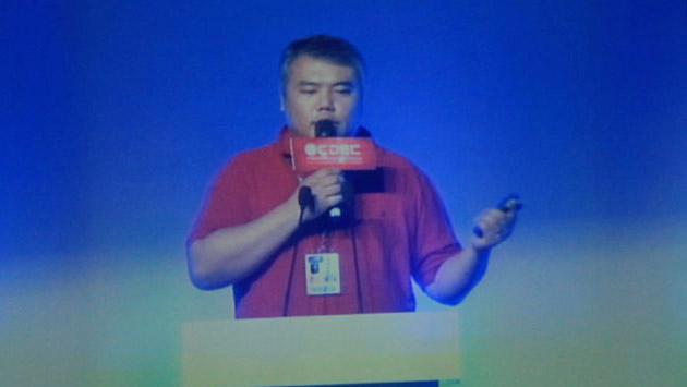 触控科技陈昊芝:中国团队可以做好的3D引擎