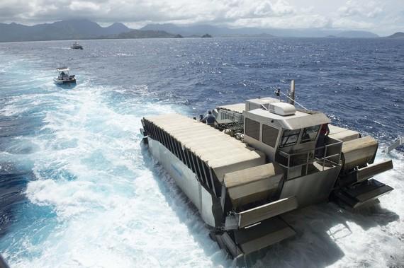 日称美军正操练袭击中国沿海 用核武保护钓鱼岛 - 华夏儿女 - 华夏儿女的博客