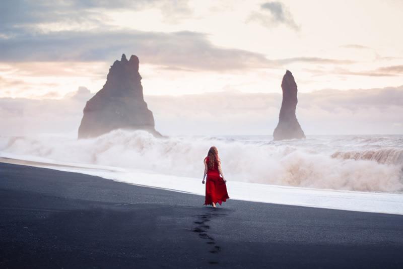 独自走在世界最美的地方