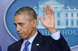 美国众议院授权议长起诉总统奥巴马