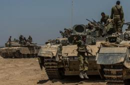 以色列再次征召1.6万名预备役士兵参与对加沙军事行动