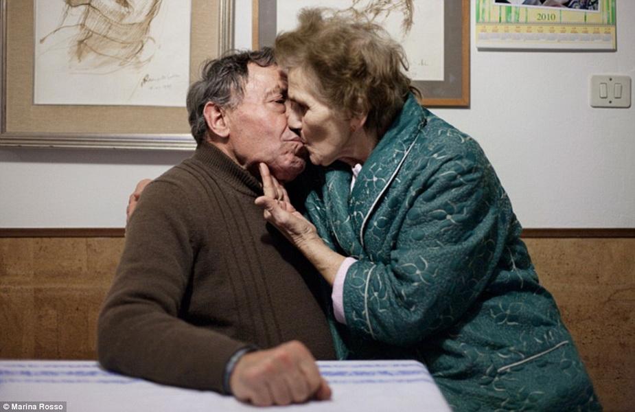 纪实摄影:结婚57年