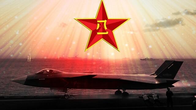 荣光之路87年!庆祝中国人民解放军建军87周年