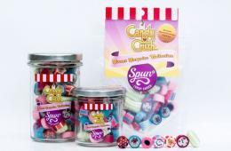《糖果粉碎传奇》大热 真实糖果在英国开卖!